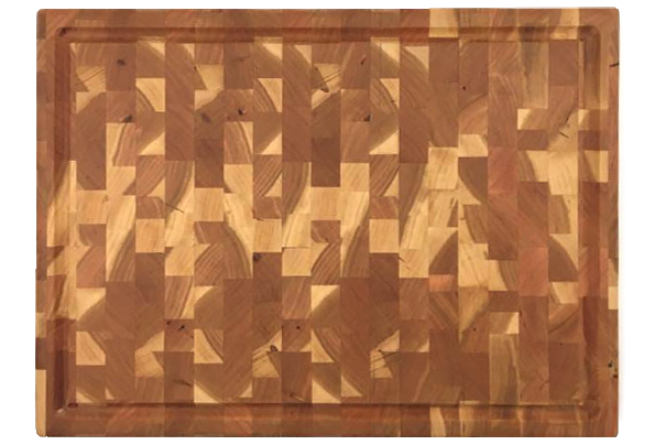 Large End Grain Cherry Butcher Bloc